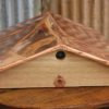 Copper Hive Cover