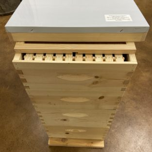 2 Deep 2 Medium Hive Kit Assembled